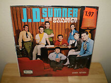 "J.D. SUMNER AND THE STAMPS QUARTET...""THE EXCITING STAMPS""......HTF GOSPEL ALBUM"