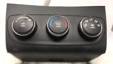 2010-2014 Dodge Avenger Ac Heater Climate Control Temperature Oem W196j