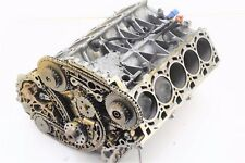 Audi S6 C6 4F 5.2 V10 BXA Engine Block Complete Set Crankshaft Piston 07L100103