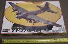 """Vintage MISB Revell 1/72 B-17E FLYING FORTRESS """"MEMPHIS BELLE"""""""