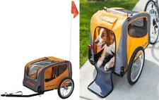 Schwinn Rascal Pet Trailer Orange/Grey