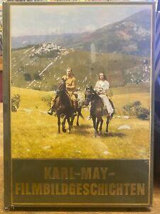 Karl May Filmbildgeschichten - Karl May Verlag aus Bild Funk 2015 Filmroman OVP