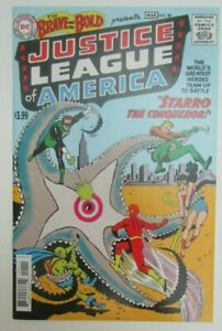Brave And The Bold #28 FACSIMILE KEY 1st Appearance Justice League Of America