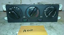 1999 NISSAN SENTRA A/C CLIMATE CONTROL 27510F4807 ^C306^