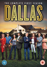 Dallas - Season 1[2012] (DVD) Larry Hagman, Josh Henderson, Patrick Duffy