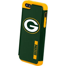 Official Licensed NFL Green Bay Packers 2-Layer Hybrid Case for iPhone SE 5S 5