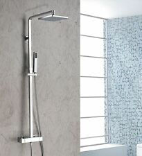 MODERN BATHROOM HIGH QUALITY DUAL CONTROL THERMOSTATIC SHOWER MIXER TAP
