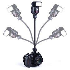 TTL Flexible Arm Off-camera Flash Control Stand Tripod Holder For Nikon JL