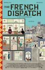 Внешний вид - The French Dispatch movie poster  :  11 x 17 inches : Wes Anderson, Bill Murray