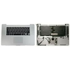 """NEW 661-6076 Housing, Top Case w Keyboard for MacBook Pro 15"""" Early Late 2011"""