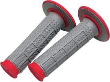 NEW RENTHAL TAPERED DUAL COMPOUND GRIPS RED