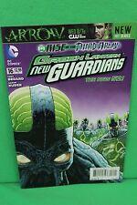 Green Lantern New Guardians #16 Rise Third Army Comic DC Comics New 52 VF