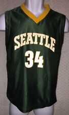 Ray Allen Seattle Sonics Jersey size YOUTH medium by NBA