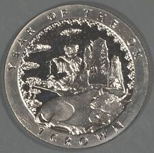 "Isle of Man 1997 ""Year of the Ox"" 1 Crown Coin"