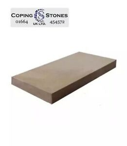 Coping Stones - High Strength Flat - 600mm x 300mm (Various Colours Available)