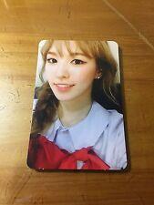 20)Red Velvet 1st Album The Red Dumb Dumb Wendy Photo Card Official K-POP