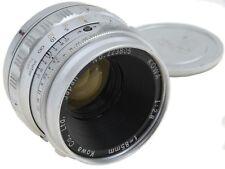KOWA Six 85mm 2.8