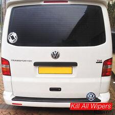 Rear / Back Dewiper Blank Bung Delete Kit - VW Transporter T5