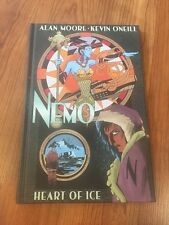 New Nemo Heart Of Ice Hardcover Book Alan Moore Kevin O'Neill