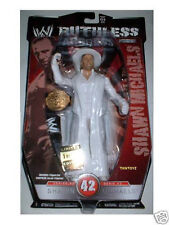 WWE_SHAWN MICHAELS figure with Leather Belt_RUTHLESS AGGRESSION #42_1 of 500_MIP