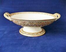 19th c Tazza / Compote /Footed Bowl - Gildea & Walker - Lustre Decoration - 1882