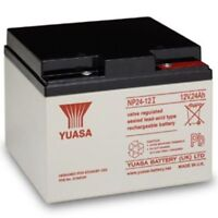 ADT 476630 12V 26AH ALARM REPLACEMENT BATTERY