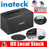 "Inateck USB 3.0 IDE SATA 2.5""/3.5"" HDD Hard Drive Docking Station Card Readers"