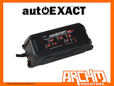 AUTO EXACT 12V 5AMP SMART BATTERY CHARGER SUIT 100AH/OPTIMA/ODYSSEY/AGM