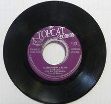 ROCKING HORSE 45 Running Back Home TOPCAT Reggae #S51