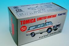 TOMYTEC TOMICA LIMITED VINTAGE TOYOPET CROWN AMBULANCE S=1/64 New!