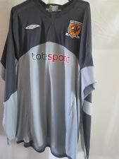 Hull City 2009-2010 Goalkeeper Away Football Shirt Size xxl  /12618