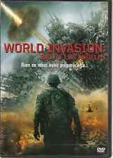 DVD ZONE 2--WORLD INVASION / BATTLE LOS ANGELES--LIEBESMAN/ECKHART/RODRIGUEZ