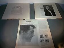 DEAN MARTIN-I TAKE A LOT OF PRIDE IN WHAT I AM_ GENTLE ON MY MIND_RECORD LP LOT