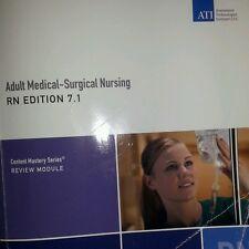 Adult Medical Surgical Nursing RN Ed. 7.1