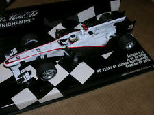 SAUBER C29 DE LA ROSA GERMAN GP 2010 MINICHAMPS 40 YEARS