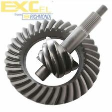 """EXCel Differential Ring and Pinion F9486; 4.86 Ford 9"""" for Ford"""