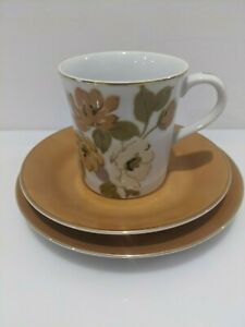 Vintage Royalty By Yamato Cup, Saucer & Cake Plate Set - Made in Japan