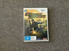 Wii Game: Ghost Squad       PAL System.