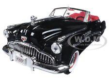 1949 BUICK ROADMASTER BLACK 1:18 DIECAST MODEL CAR BY MOTORMAX 73116