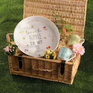 Serving Tray from the Bee Happy range Food Drinks Tray