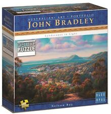 NEW Blue Opal Jigsaw Puzzles Deluxe 1000 Pc Puzzle Nelson Bay - John Bradley