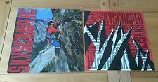 David Lee Roth Skyscraper 1988 German LP With Inner Classic Hard Rock Van Halen