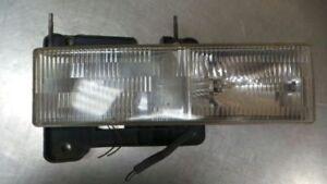 Passenger Headlight Composite Fits 90-02 CHEVROLET 3500 PICKUP 78943