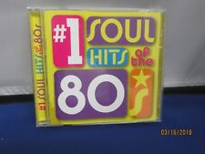 #1 SOUL HITS of the 80's *Mint Condition used* Super Fast Shipping