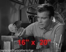 "William Shatner~Twilight Zone~Nick of Time~Photo~ Poster~16"" x 20"""