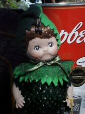 Antique Reproduction Googly Campbell Soup Kids Green Elf Patricia Loveless Doll