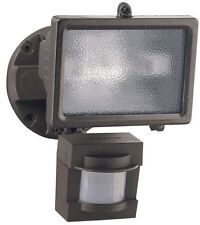Heath Zenith Motion Sensor Light 150 W Glass