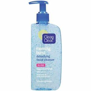 Clean & Clear Morning Burst Detoxifying Facial Cleanser Oil-Free 85% Full