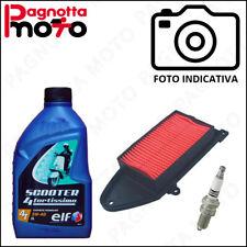 KIT TAGLIANO OLIO MOTORE FILTRO ARIA E CANDELA KYMCO AGILITY R16 150 2008>