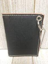 Key Chain Wallet ID Black Brown - BINI